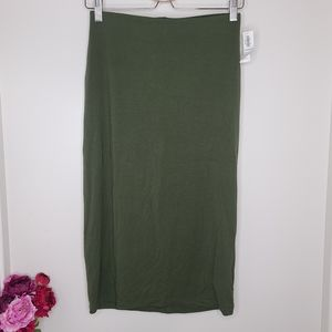 OLD NAVY Pencil Skirt Size Small